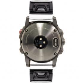 EasyFit Adapter Garmin Fenix 5S / 5S Plus - Svart