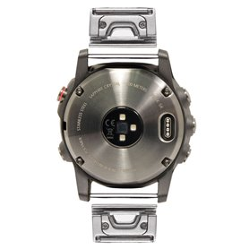 EasyFit Adapter Garmin Fenix 5S / 5S Plus - Silver