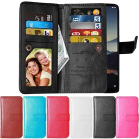 Dobbelt flip Flexi 9-kort Samsung Galaxy Note 20 Ultra