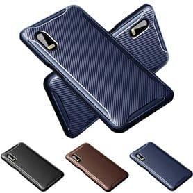 Carbon silikon skal Samsung Galaxy Xcover Pro