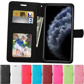 """Wallet Case 3-Card Apple iPhone 12 Max (6.1"""")"""