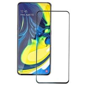 9D Glas Skärmskydd Samsung Galaxy A80 (SM-A805F)