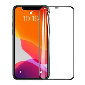 9D Glas Skärmskydd Apple iPhone 7 / 8 / SE 2020