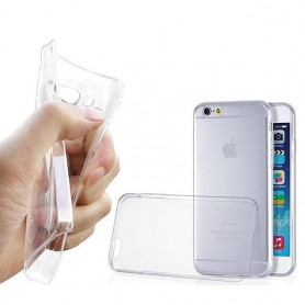 Apple iPhone 6 silikon skal transparent