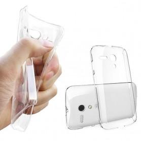 Moto G-silikonin on oltava läpinäkyvää