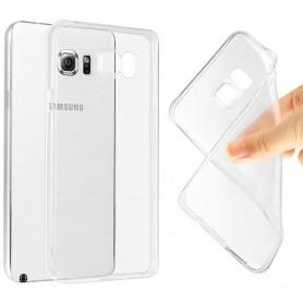 Galaxy Note 5 silikon må være gjennomsiktig