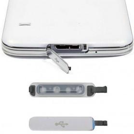 Galaxy S5 ladeportdeksel USB