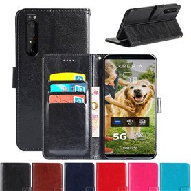 Phonecase wallet 3-card Sony Xperia 5 II