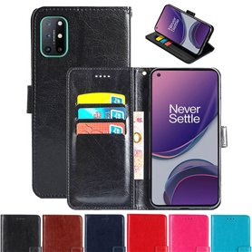 Phonecase wallet 3-card OnePlus 8T