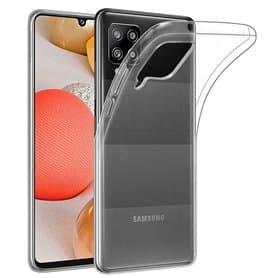 Clear Silicone Case Samsung Galaxy A42