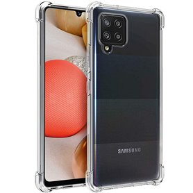 Shockproof silicone case Samsung Galaxy A42