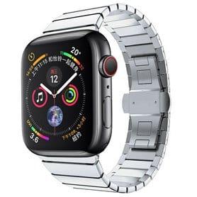 Armbånd rsf butterfly Apple Watch 5 (44mm) - Sølv