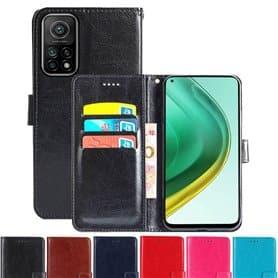 Lommebokdeksel 3-kort Xiaomi Mi 10T