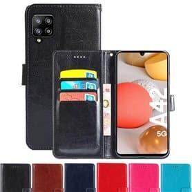 Phonecase wallet 3-card Samsung Galaxy A42