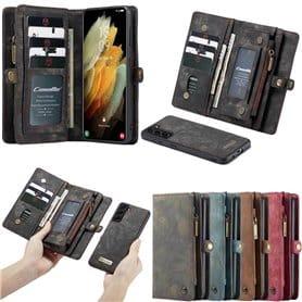 Multi-wallet CaseMe 11 card Samsung Galaxy S21 Plus