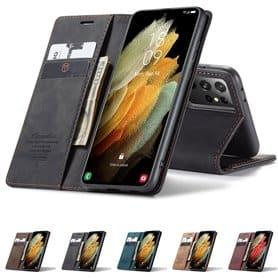 CaseMe Smart FlipCase Samsung Galaxy S21 Ultra