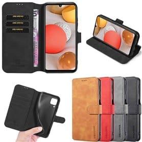 DG-Ming mobile wallet 3-card Samsung Galaxy A42
