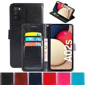 Mobilplånbok 3-kort Samsung Galaxy A02s
