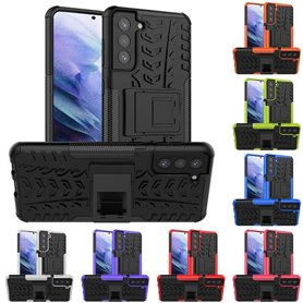 Shockproof case with stand Samsung Galaxy S21