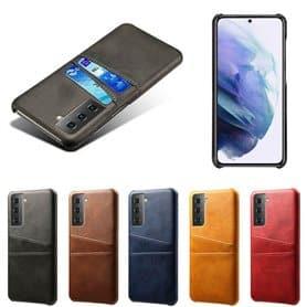 Retro Case with Cardslots Samsung Galaxy S21
