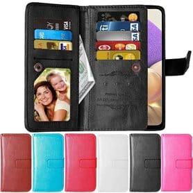 DoubleFlip Flexi 9-card Samsung Galaxy A32 5G