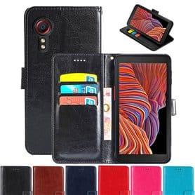 Mobilplånbok 3-kort Samsung Galaxy Xcover 5