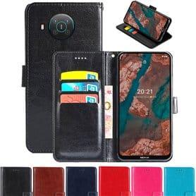 Lommebokdeksel 3-kort Nokia X20