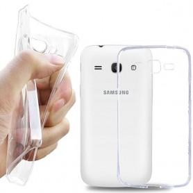 Galaxy Core Plus -silikonin on oltava läpinäkyvää