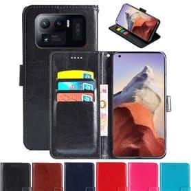 Lommebokdeksel 3-kort Xiaomi Mi 11 Ultra