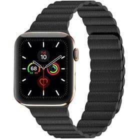Apple Watch 5 (44mm) Nylon Armband - Desert Sand