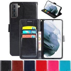 Mobilplånbok 3-kort Samsung Galaxy S21