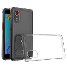 Clear Silicone Case Clear Samsung Galaxy Xcover 5