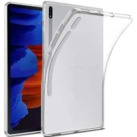 Silikon skal transparent Samsung Galaxy Tab S7 Plus