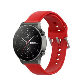 Silicone Bracelet Huawei Watch GT2 Pro - Red