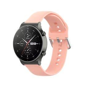 Silicone Bracelet Huawei Watch GT2 Pro - Light pink