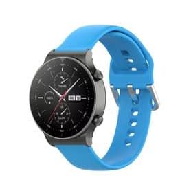 Silikon armbånd Huawei Watch GT2 Pro - Blå