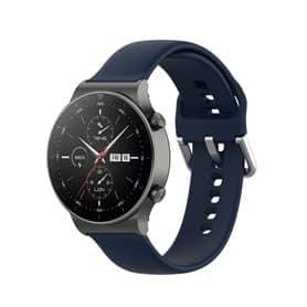 Silikon armbånd Huawei Watch GT2 Pro - Mørke blå