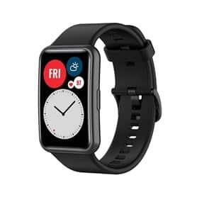Sport armbånd Huawei Watch Fit - Svart
