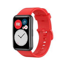 Sport Armband Huawei Watch Fit - Red