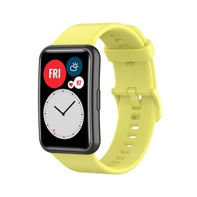 Sport Armband Huawei Watch Fit - Yellow