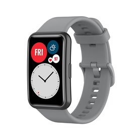 Sport armbånd Huawei Watch Fit - Grå