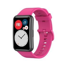 Sport armbånd Huawei Watch Fit - Mørk rosa