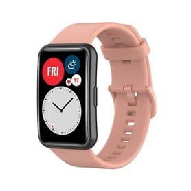 Sport armbånd Huawei Watch Fit - Lyserosa