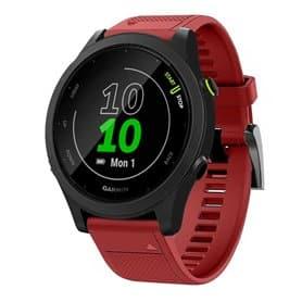 Sport Silikonband Garmin Forerunner 55 - Rot