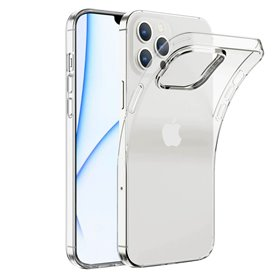 Silikondeksel gjenomsiktig Apple iPhone 13 Pro