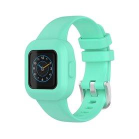 Sport Silikon Armband Garmin Vivofit jr. 3 - Minze