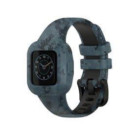 Patterned Sport Bracelet Garmin Vivofit jr. 3 - Grey