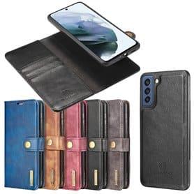 Mobiles Portemonnaie DG-Ming 2i1 Samsung Galaxy S21 FE