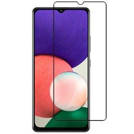 5D Displayschutz Glas Samsung Galaxy A22 5G