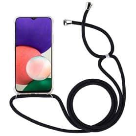 Handyhülle mit Kette Samsung Galaxy A22 5G